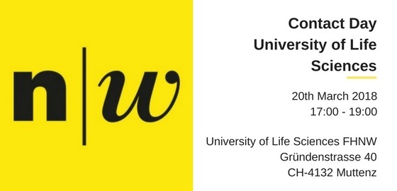 Contact Day - University of Life Sciences