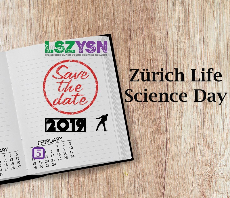 Zürich Life Science Day | Booth 19