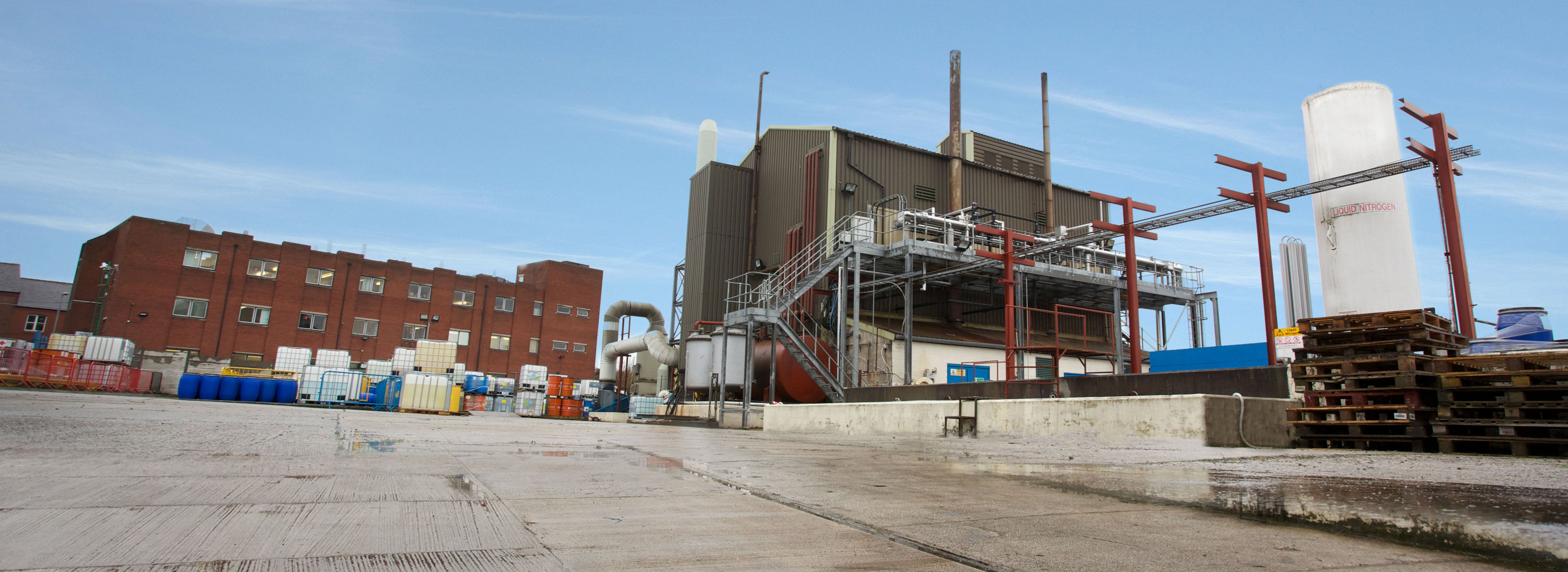 Custom Development and Manufacture of Fine Chemicals