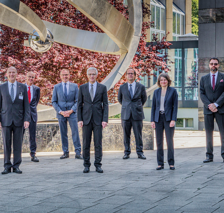 Regierungsrat Basel-Landschaft besucht die CARBOGEN AMCIS AG