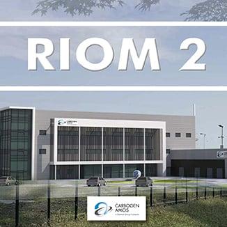 Teaser Riom 2 project - Work has begun